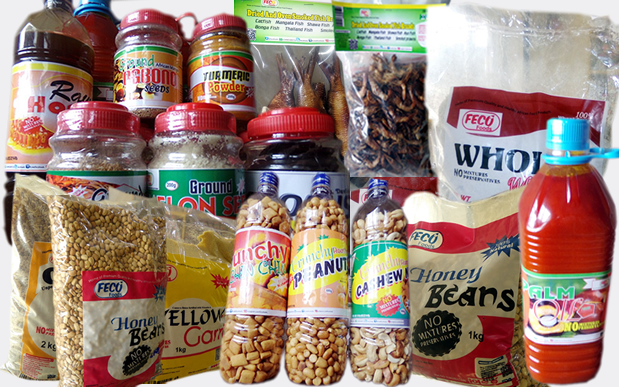 African foodstuff supplier