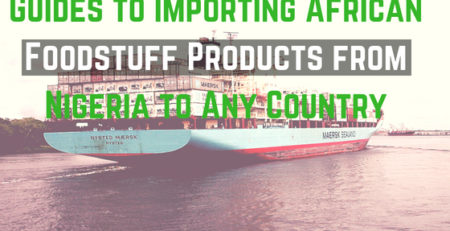 import food items