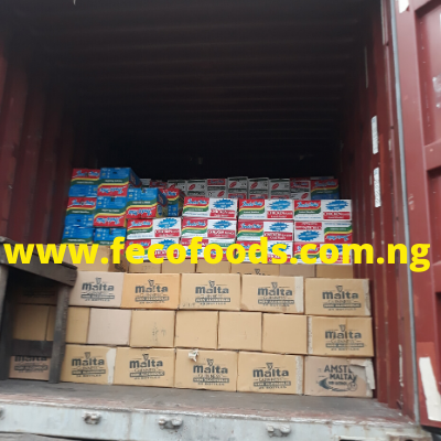 nigerian foods exporting company